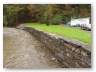 Walton Stone Wall and Restoration Completed.